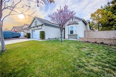 Menifee Single Family Home For Sale: 24968 Springbrook Way