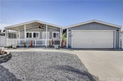 Hemet Single Family Home For Sale: 43371 Ballew Way
