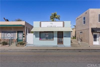 La Mesa Multi Family Home For Sale: 8816 La Mesa Boulevard