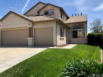 Murrieta Single Family Home For Sale: 39802 Daphne Drive