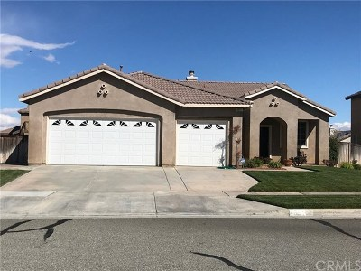 Hesperia Single Family Home For Sale: 8951 Hydrangea Avenue