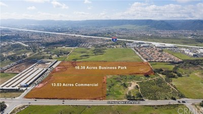 Wildomar Residential Lots & Land For Sale: Clinton Keith