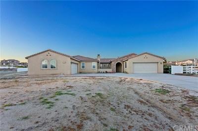 Riverside Single Family Home For Sale: 17626 Deer Valley Court