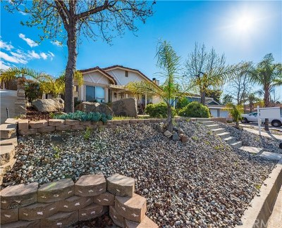 Canyon Lake Single Family Home For Sale: 31044 Emperor Drive