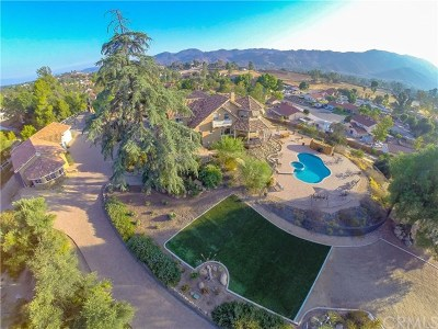 Wildomar Single Family Home For Sale