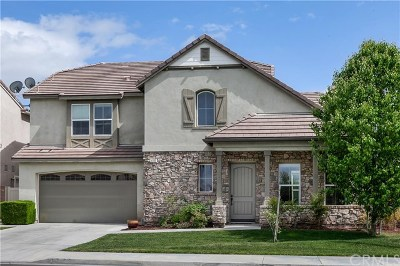 Temecula Single Family Home For Sale: 32133 Live Oak Drive