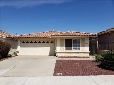 Menifee Single Family Home For Sale: 27656 Calle Ganado