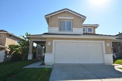 Temecula Single Family Home For Sale: 31713 Corte Avalos