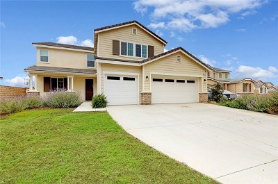 Menifee Single Family Home For Sale: 26785 Emperor Road