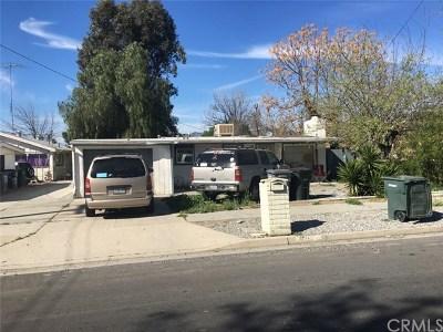 Hemet Single Family Home For Sale: 718 E Whittier Avenue