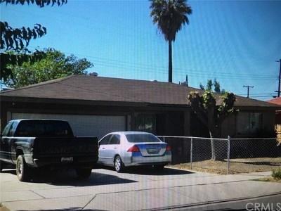 Hemet Single Family Home For Sale: 741 E Johnston Avenue