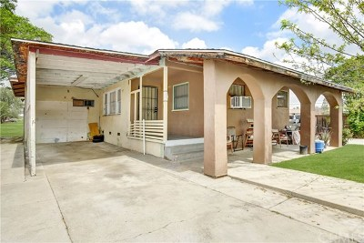 Moreno Valley Single Family Home For Sale: 24970 Myers Avenue