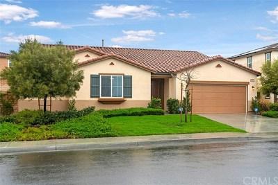 Menifee Single Family Home For Sale: 30327 Cowboy Lane