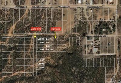 Wildomar Residential Lots & Land For Sale: John