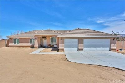 Hesperia Single Family Home For Sale: 8115 Oxford Avenue