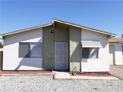 Hemet Single Family Home For Sale: 2198 Avenida Estrada