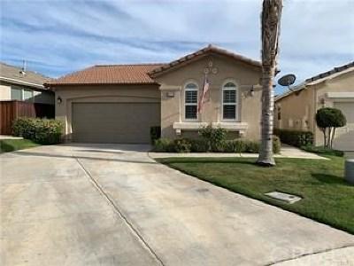 Hemet Single Family Home For Sale: 8655 Mann Lane