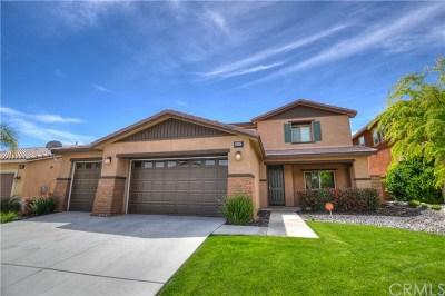 Lake Elsinore Single Family Home For Sale: 36587 Dauben Court