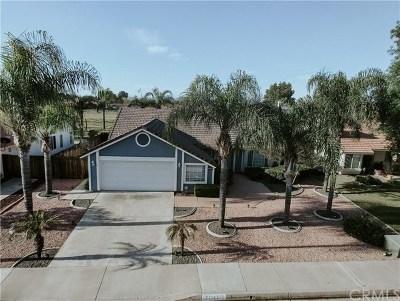 Menifee Single Family Home For Sale: 27163 Potomac Drive