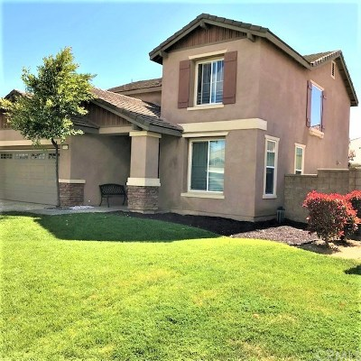Murrieta Single Family Home For Sale: 35813 Quail Run Street