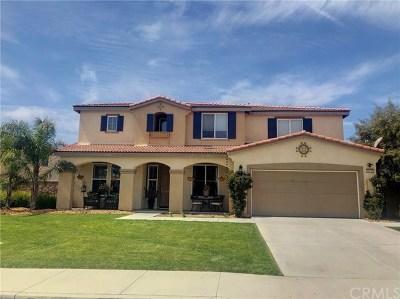 Murrieta Single Family Home For Sale: 35757 Jack Rabbit Lane