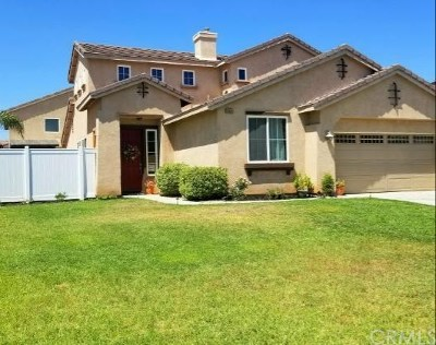 Menifee Single Family Home For Sale: 30126 Diamond Ridge Court