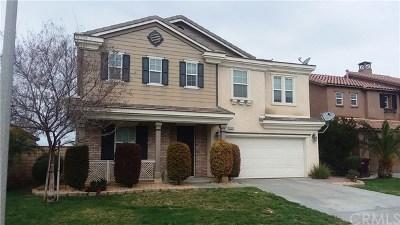 Moreno Valley Single Family Home For Sale: 17815 Corte Soledad