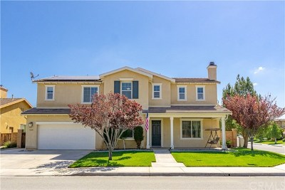 Winchester, French Valley Single Family Home For Sale: 35090 Cedar Ridge Court