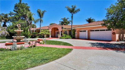 Temecula Single Family Home For Sale: 42405 Via Nortada