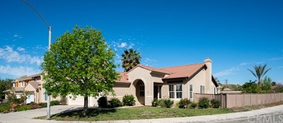 Murrieta Single Family Home For Sale: 38055 Rivera Court