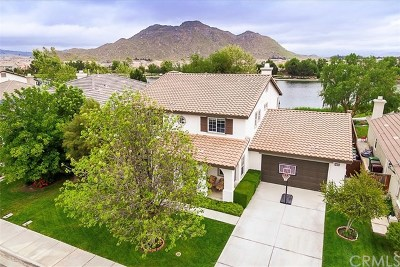 Menifee Single Family Home For Sale: 27956 Breakwater Court
