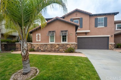 Murrieta Single Family Home For Sale: 27227 Red Maple Street