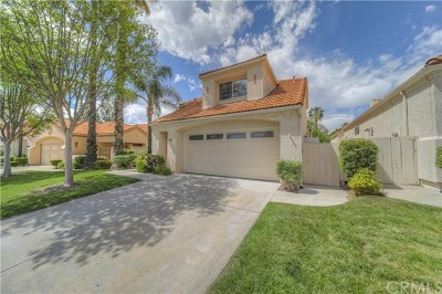 Murrieta Single Family Home For Sale: 40483 Via Estrada