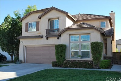 Lake Elsinore Single Family Home For Sale: 34233 Toyon Court