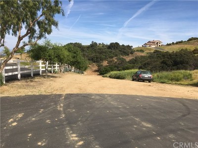 Murrieta Residential Lots & Land For Sale: Via Contaviento