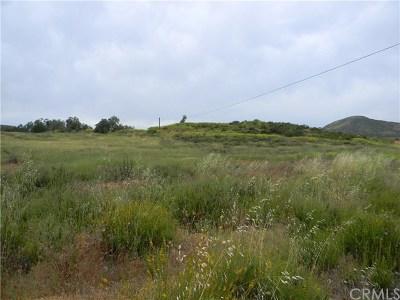 Menifee Residential Lots & Land For Sale: 25099 Bundy Canyon Road