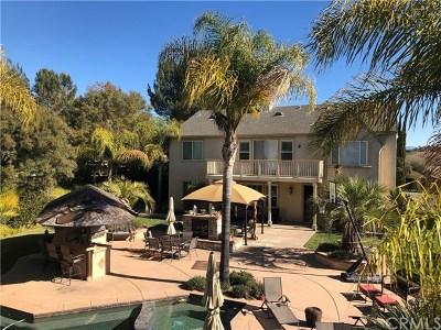 Canyon Lake, Lake Elsinore, Menifee, Murrieta, Temecula, Wildomar, Winchester Rental For Rent: 43061 Calle Ventura