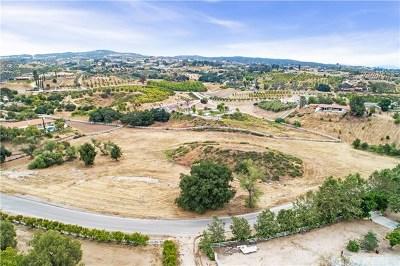 Temecula Residential Lots & Land For Sale: Los Ranchos Cir