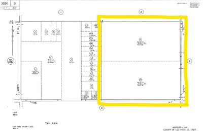 Residential Lots & Land For Sale: Corner Of 240th St E And Avenue P