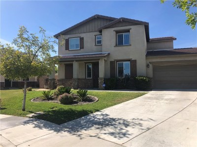 Winchester Single Family Home For Sale: 31546 Maka Circle