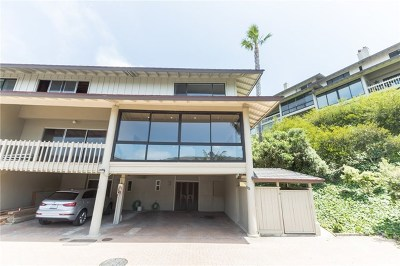 Laguna Beach Condo/Townhouse For Sale: 55 Blue Lagoon