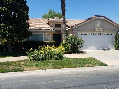Banning Single Family Home For Sale: 3091 Rainbow Lane