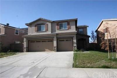 Lake Elsinore Single Family Home For Sale: 45009 Anabell Lane