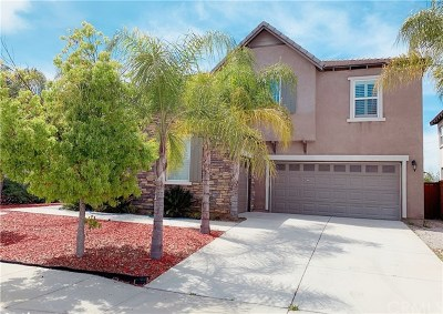 Lake Elsinore Single Family Home For Sale: 40936 Diana Lane