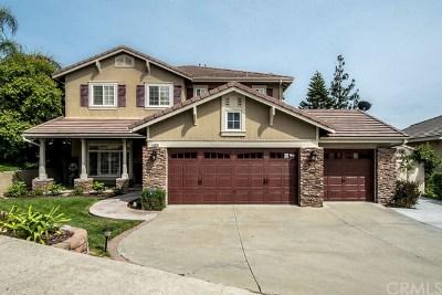 Rancho Cucamonga CA Single Family Home For Sale: $830,000