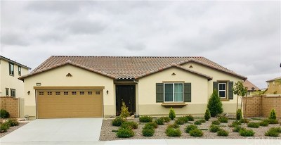 Menifee Single Family Home For Sale: 30248 Rustler Way