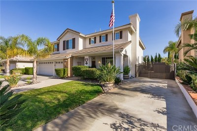 Murrieta Single Family Home For Sale: 36036 Corte Renata
