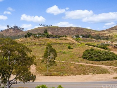 Murrieta Residential Lots & Land For Sale: Los Alamos