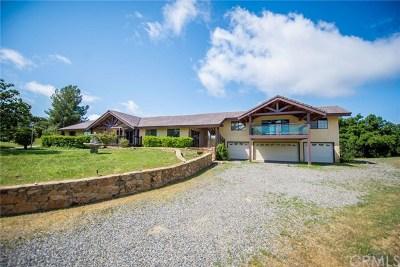 Canyon Lake, Lake Elsinore, Menifee, Murrieta, Temecula, Wildomar, Winchester Rental For Rent: 34925 El Dorado