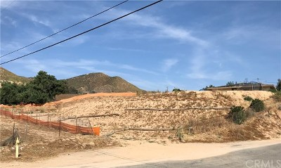 Wildomar Residential Lots & Land For Sale: 32762 Mesa Drive